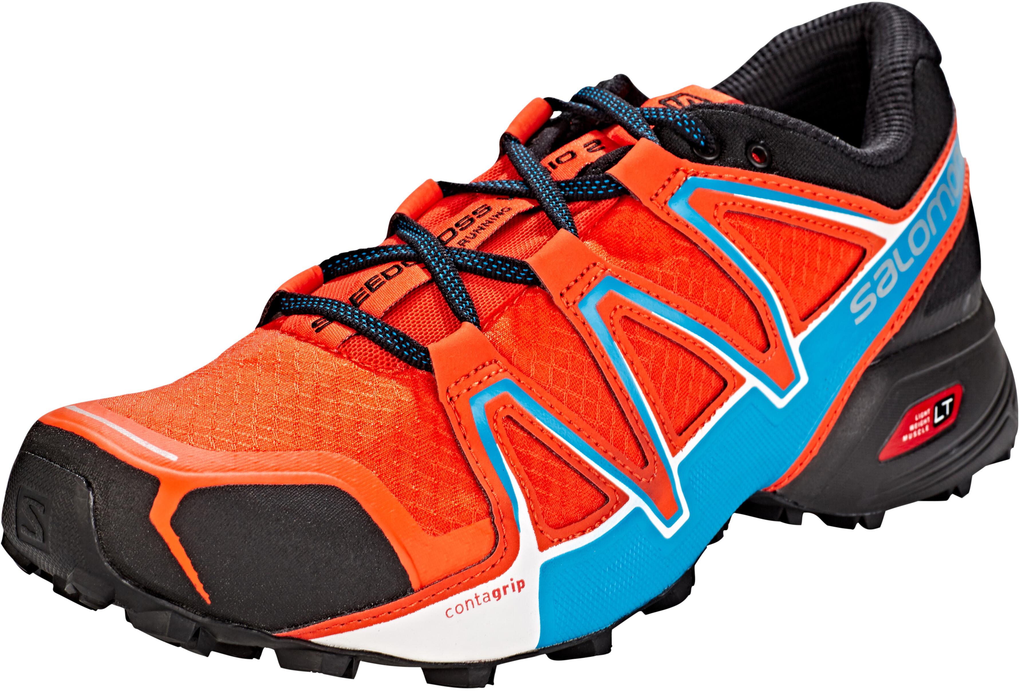 87b5931573ee Salomon Speedcross Vario 2 Running Shoes Men orange black at ...